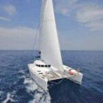 Maldives sailing Catamaran