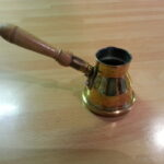 Coffee cooking pot