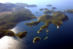 Lastovo islands in Croatia