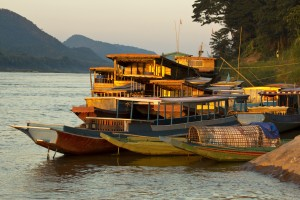 Mekong River views