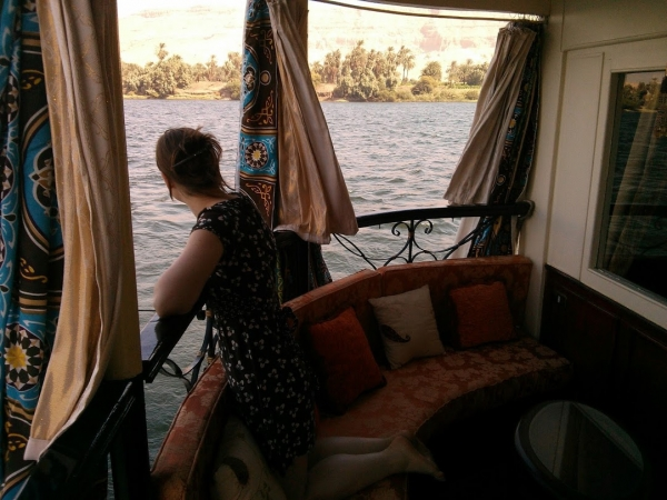 Dahabiya Dream Luxury Nile Cruise